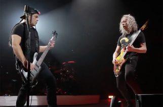 Metallican Kirk Hammett ja Robert Trujillo coveroivat Michael Schenkerin ja UFO:n kappaleita