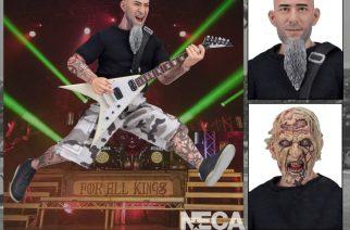Anthraxin Scott Ian ikuistettu action-figuuriksi