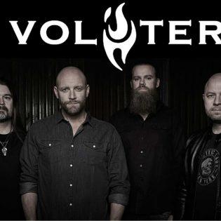 Ruotsalaista Volster -heviyhtyettä kypsyteltiin yli 20 vuotta!  Huhtikuun 20. julkaistavan albumin nimibiisi Perfect Storm nyt ulkona