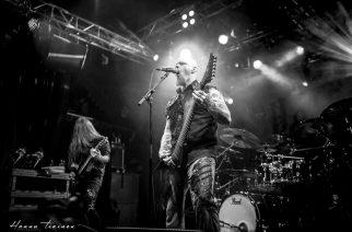 Wolfheart soittaa kevään ainoat klubikeikat Vaasassa ja Helsingissä uuden albuminsa tiimoilta toukokuussa