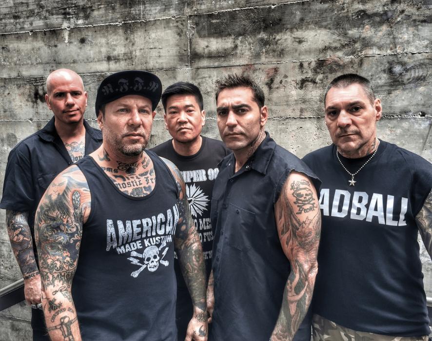 Hardcore-legenda Agnostic Front sai valmiiksi tulevan albuminsa – julkaistaan syksyllä