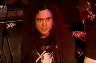Anal Cuntin kitaristi Josh Martin (1973-2018) kuollut tapaturmaisesti liukuporrasturmassa