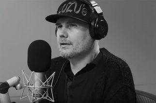 The Smashing Pumpkinsin Billy Corgan soolokeikoille Eurooppaan