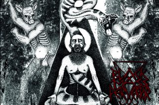 """Mustan metallin ja punkin sekoittamaa rienausta – kiirastulessa pitkän iän taivalta kokeneen Black Mass Pervertorin pienjulkaisu """"Life Beyond the Walls of Flesh"""""""