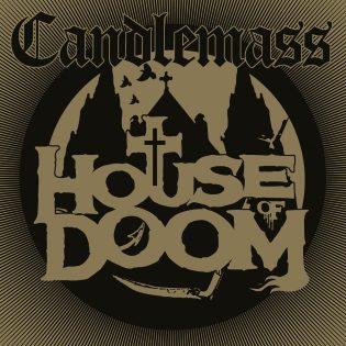 """Candlemass kuulostaa itseltään yltämättä omalle tasolleen """"House of Doom"""" -EP:llään"""