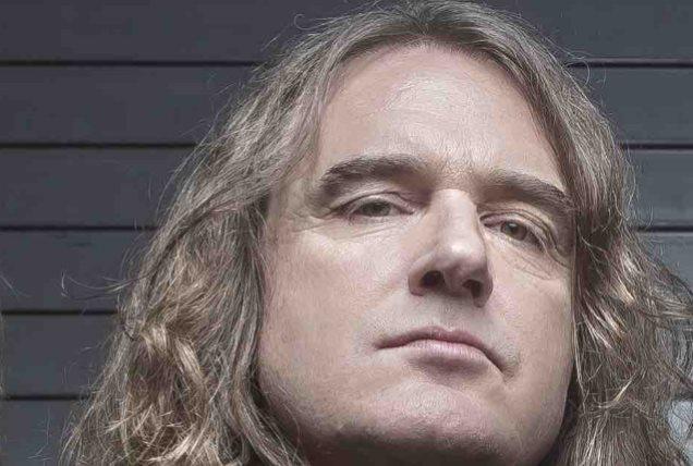 Alaikäisen groomauksesta syytetty Megadeth-basisti Dave Ellefson sulki sosiaalisen median kanavansa