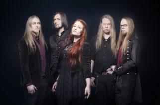 Sinfonista metallia Nightwishin vanavedessä: Evellonin uusi lyriikkavideo Kaaoszinen ensinäytössä