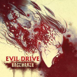 """Kotkalaisen Evil Driven vimmainen tahti ei näytä hidastuvan – arviossa yhtyeen toinen kokopitkä """"Ragemaker"""""""