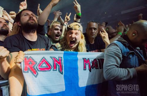 Iron Maiden Fans @ Hartwall Arena