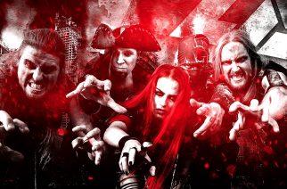 """Ruotsalaisyhtye Follow The Cipher julkaisi livevideon """"Winterfall""""-kappaleesta"""