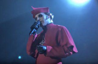 """Ghost julkaisi virallisen musiikkivideon """"Dance Macabre"""" -kappaleesta"""