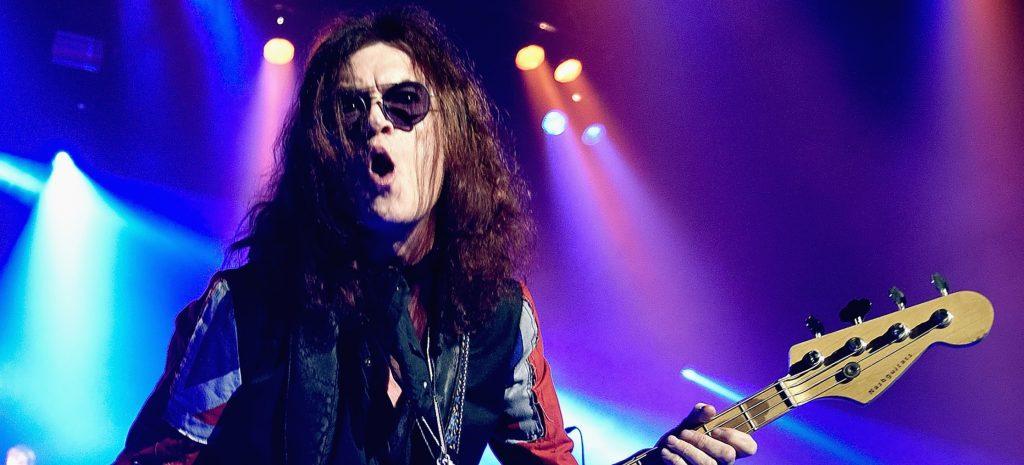 Glenn Hughes tuo Deep Purple -klassikot Tampere-taloon marraskuussa