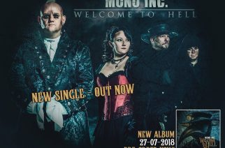 """Saksalainen Mono Inc. julkaisi """"Welcome To Hell"""" -singlen tulevalta albumilta"""