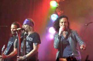 Steel Panther soitti yhdessä Adler's Appetite -yhtyeen kanssa Guns N' Roses -hittejä