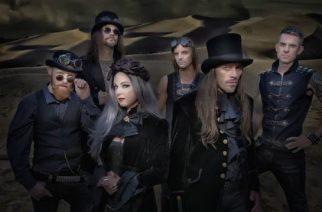 Kotimainen metalli-yhtye Dark Sarah julkaisee syyskuussa uuden albumin
