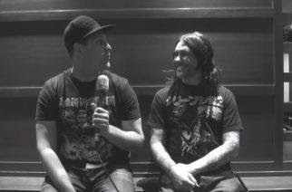 """Killswitch Engagen Mike D'Antonio: """"Jos olet basisti, et voi olla ottamatta vaikutteita Iron Maidenin Steve Harrisista"""""""