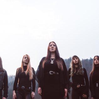 Slovenialaista doom metalia: Mistin uusi kappale Kaaoszinen ensisoitossa