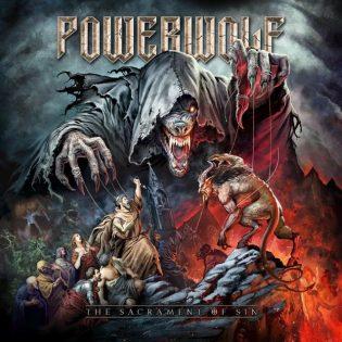 """Arviossa Powerwolfin uusi albumi """"Sacrament of Sin"""""""