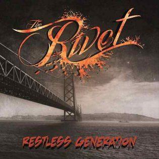 """Kuin nyrkinisku nenään – The Rivetin """"Restless Generation"""" on raivokas rock 'n' roll -EP"""