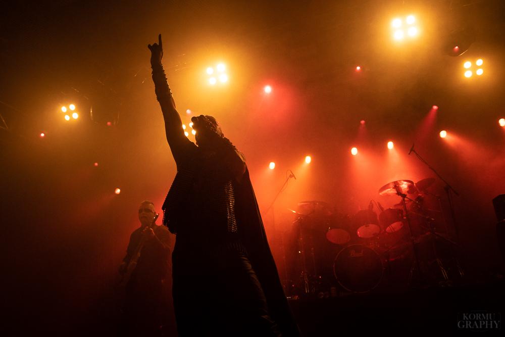 Mayhem-laulaja Attila Csiharin luotsaama black metal -legenda Tormentor helmikuussa Suomeen yhdessä Cult Of Firen kanssa