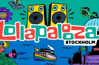 Lollapalooza-festivaali rantautuu Tukholmaan ensi vuonna