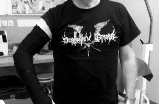 Triptykonin laulaja Tom Gabriel Fischer mursi kätensä hyökkäyksen takia