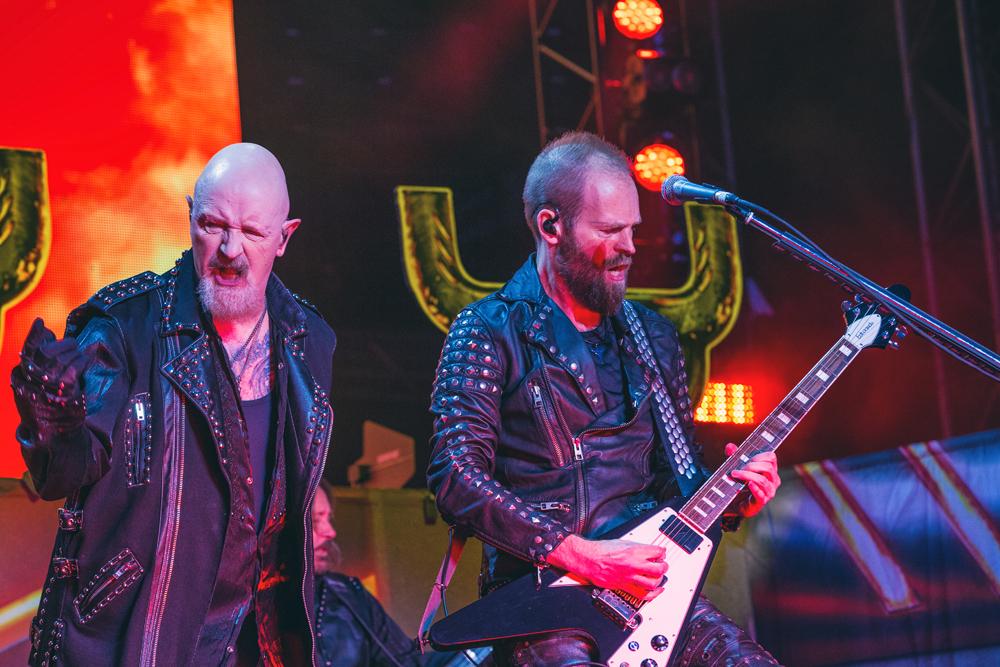 """Andy Sneap pestistään Judas Priestissä: """"Autan bändiä niin kauan kuin apuani tarvitaan"""""""