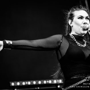 Amaranthe - Rockfest 2018.