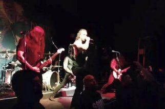 As I Lay Dying julkaisi videokoosteen hiljattain soittamastaan paluukeikasta