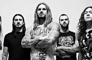 As I Lay Dying poistettiin vuoden 2019 Resurrection-festivaalin esiintyjistä: syynä laulajan rikollistausta