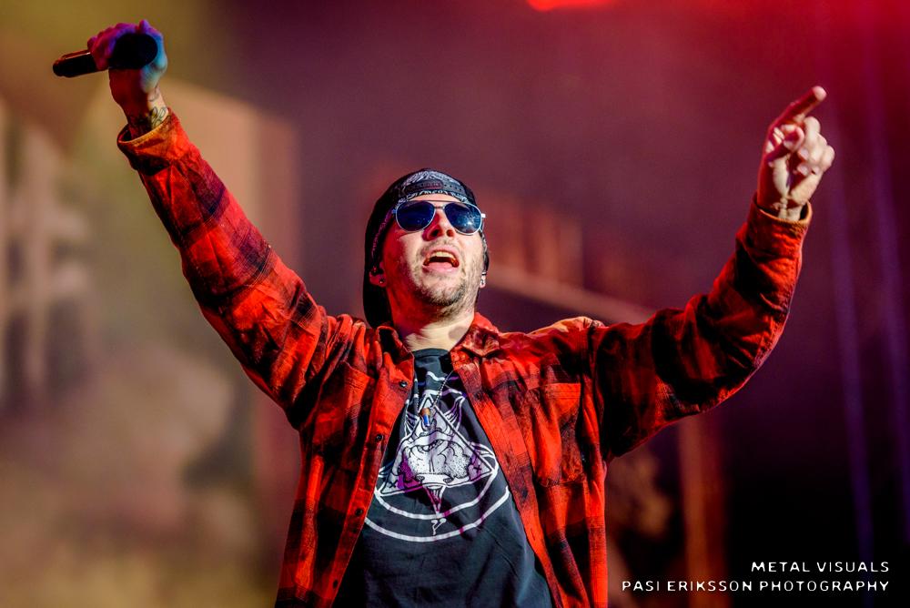 Avenged Sevenfold etsii tulevalla albumillaan uutta suuntaa