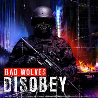 """""""Zombie""""-coverilla maailmankartalle – arviossa Bad Wolvesin """"Disobey"""""""