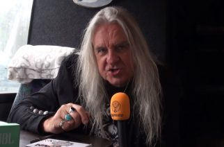 """Nummirockissa esiintyneen Saxonin Biff Byford: """"Haluaisin tehdä kappaleen Tony Iommin kanssa"""""""