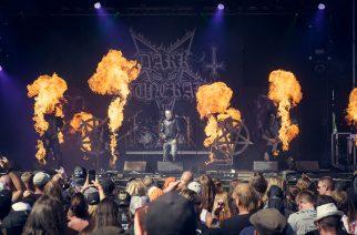 Dark Funeral studion uumeniin nauhoittamaan seuraavaa albumiaan