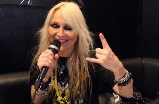 """KaaosTV:n videohaastattelussa metallimusiikin kuningatar Doro: """"Haluaisin joskus vielä tehdä yhteistyötä Bruce Dickinsonin kanssa"""""""