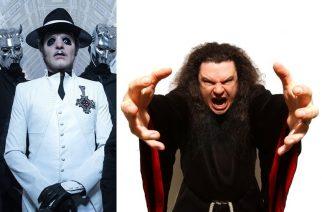 Tobias Forge ei aluksi halunnut olla Ghostin laulaja – oli pyytänyt mukaan mm. Candlemassista tunnettuja laulajia