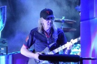 Glenn Tipton nousi Judas Priestin kanssa lavalle Sweden Rock -festivaaleilla: videomateriaalia katsottavissa