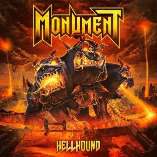 """Rautaneidon jalanjäljissä – arviossa Monumentin kolmas studioalbumi """"Hellhound"""""""