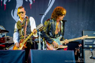 Hollywood Vampires - Kaisaniemi 2018.