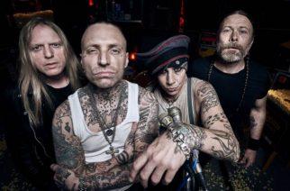 """Backyard Babies julkaisi uuden """"Shovin' Rocks"""" -singlen musiikkivideon – uusi albumi ensi vuonna"""