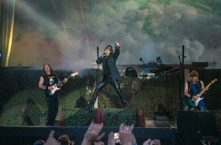 Iron Maidenin keikkakunto ei petä: livevideot Banc of California -stadionin keikalta katsottavissa