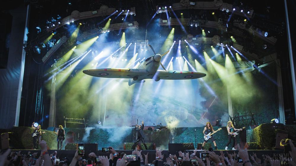 Iron Maidenille jälleen pettymys: yhtyettä ei valittu Rock & Roll Hall of Fameen