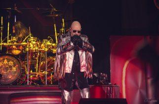 Judas Priestin Rob Halford kyllästyi miestä keikalla kännykällä kuvanneeseen faniin: potkaisi puhelimen pois tämän kädestä kesken esiintymisen