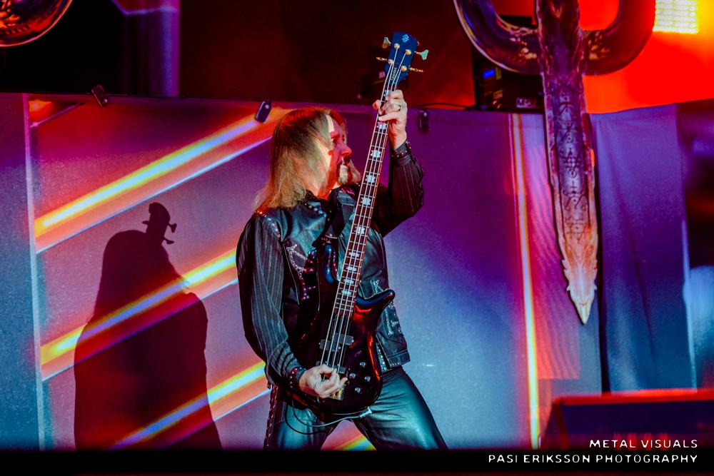 Ian Hill kertoo Judas Priestin olevan valmis seuraavaa albumia varten