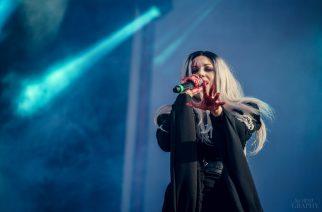 "Lacuna Coilin Christina Scabbia tulkitsi AC/DC:n ""Highway To Hellin"" a cappella: livevideo katsottavissa"