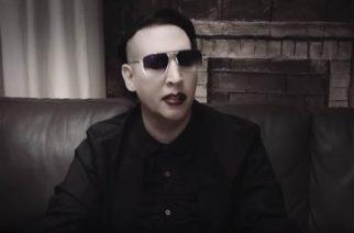 """Marilyn Manson julkaisi videon """"Cry Little Sister"""" -coveriin liittyen"""