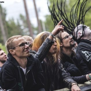 Metallijuhannus parhaimmillaan: Nummirock 2018, osa 2/2