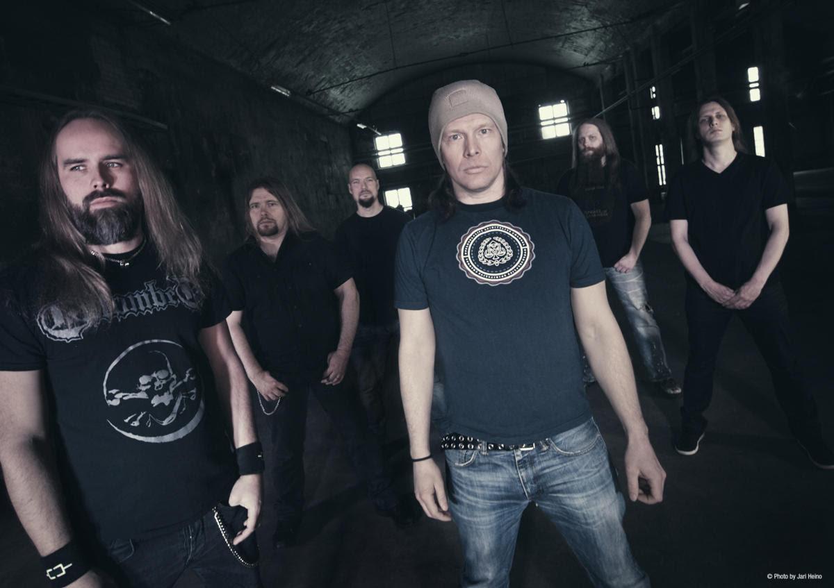 """Omnium Gatherum julkaisi singlen kappaleesta """"Chaospace"""" – bonusbiisinä Sepultura-cover"""