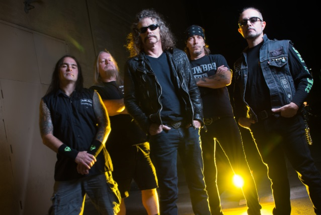 Overkill valmistelee uutta albumia –tähtää julkaisua maaliskuulle 2022