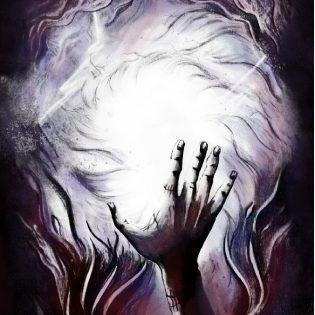 """Kymmenenvuotiaan Paleslothin ensiesiintyminen – luvassa mietteitä yhtyeen debyyttijulkaisusta """"The Burden of Existence"""""""